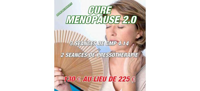 CURE MENOPAUSE 2.0