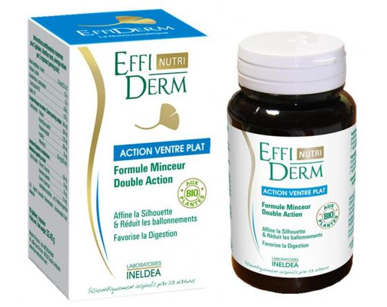 EFFIDERM NUTRI ACTION VENTRE PLAT