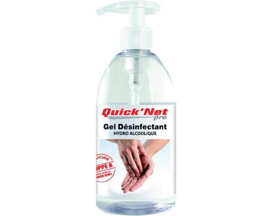 Gel désinfectant 500 ml
