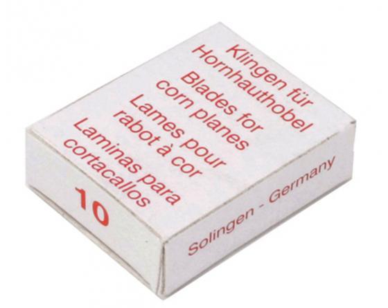 Boîte de 10 lames