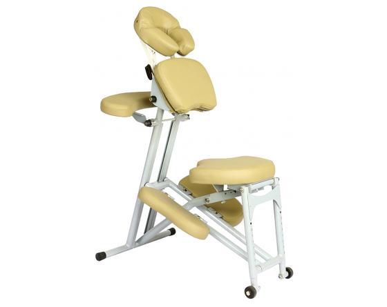 Siège de soin assis institut de beauté ou salon de massage