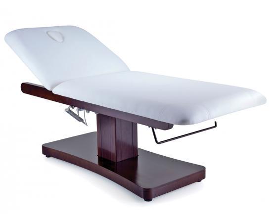 Table de massage institut de beauté : Table de massage eléctrique PERSES 2 plans