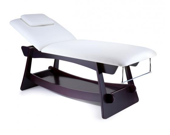 Table de massage institut de beauté : Table fixe NERE