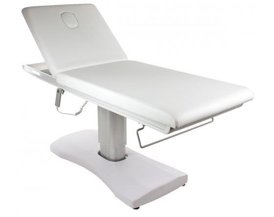 Table de massage electrique institut de beaute luna 2 plans - Table de massage electrique ...