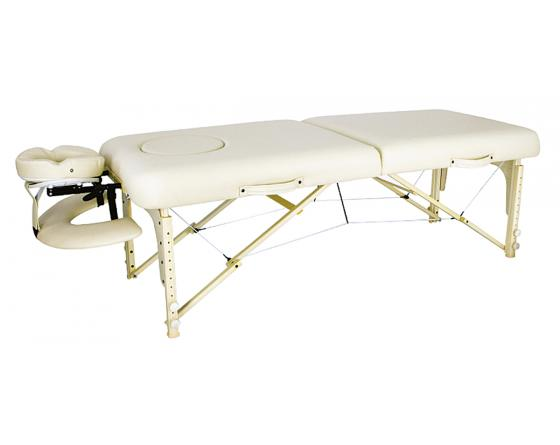 Table de massage pliante TOSCA à 1 plan