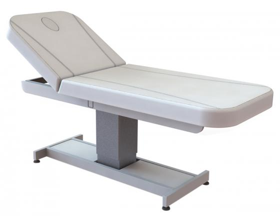 Table de massage institut de beauté : Table de massage eléctrique NEW LIGHT