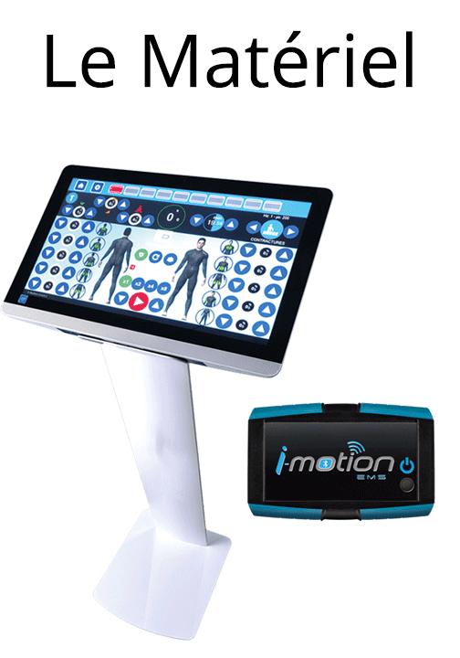 appareil electrostimulation ems imotion