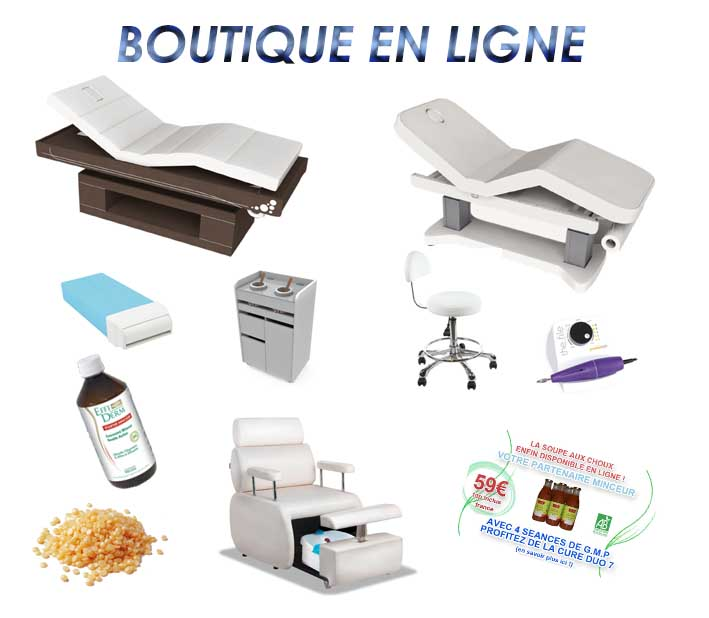 table de massage professionnel