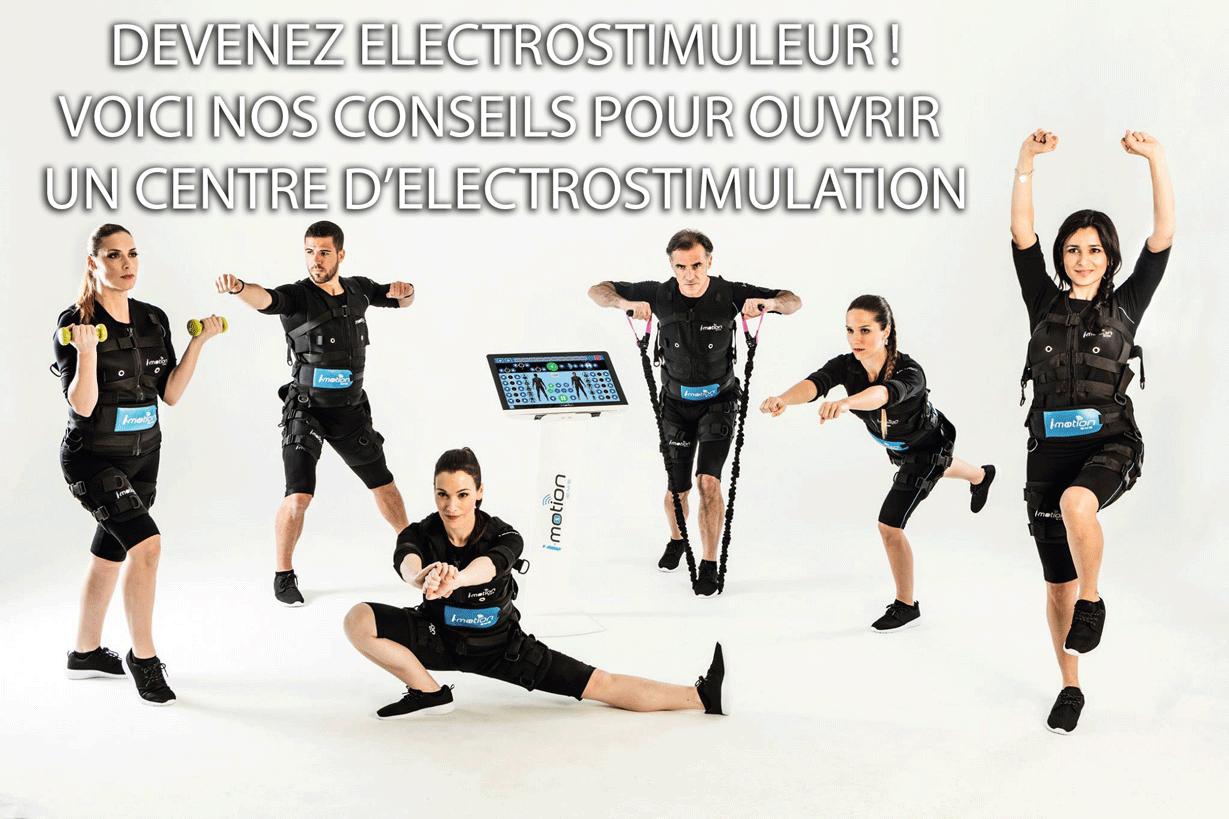 Ouvrir un centre d'electrostimulation