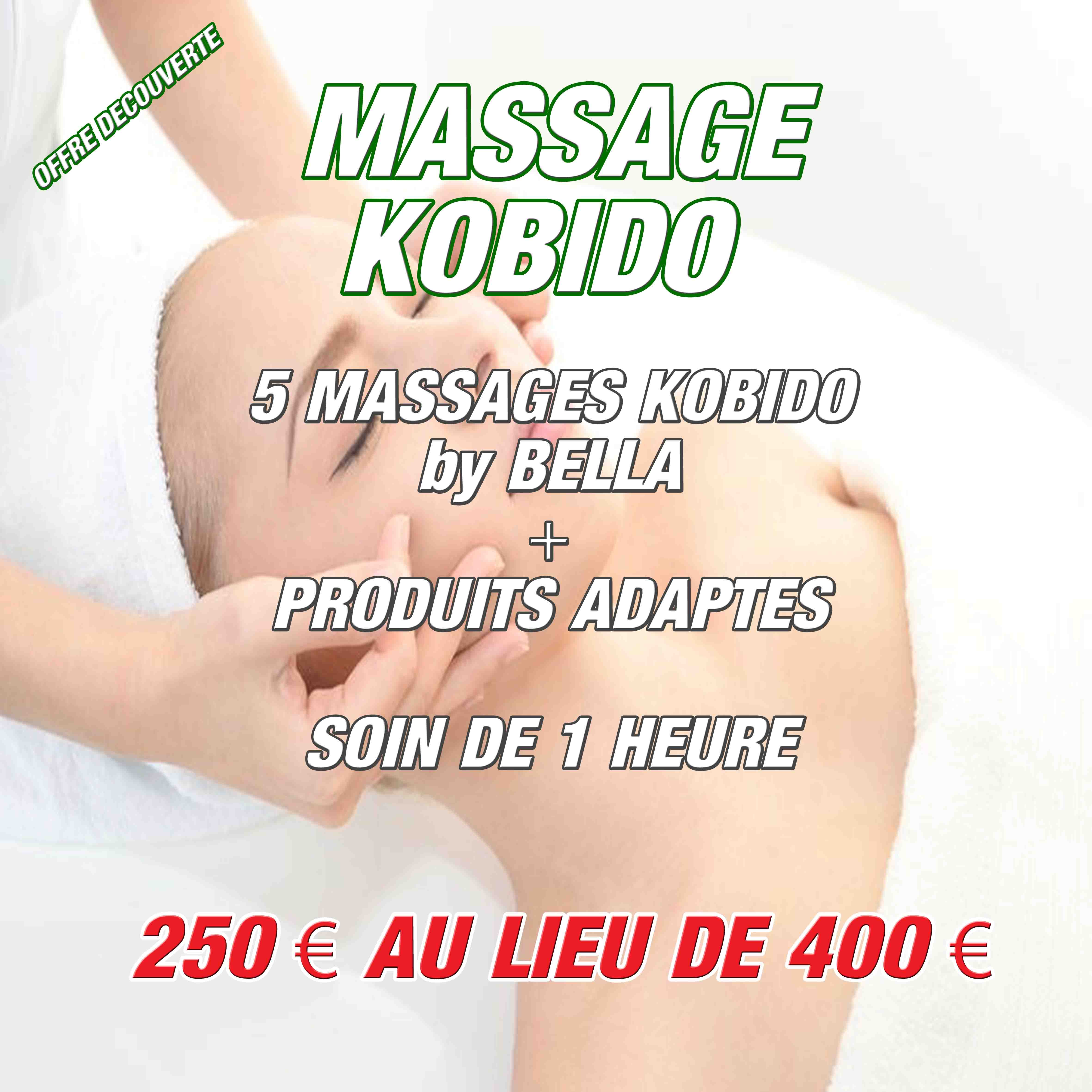 MASSAGE KOBIDO