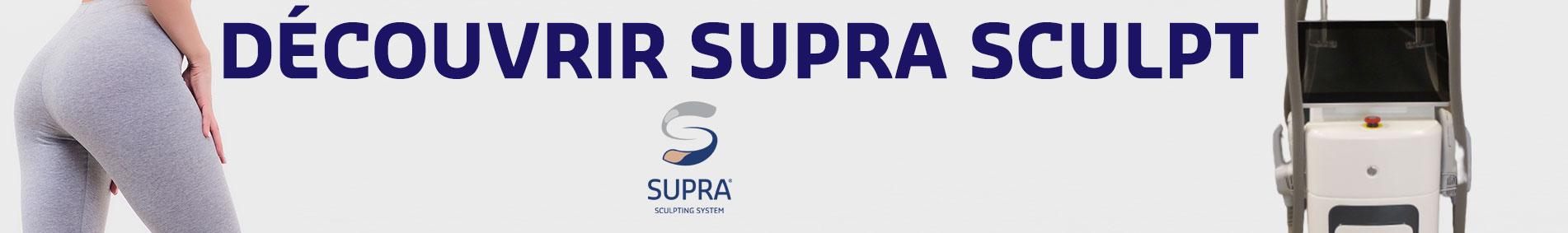 appareil supra sculpt