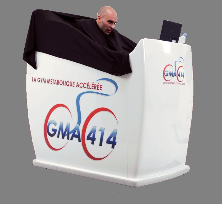 Appareil esth tique professionnel gmp 414 site officiel - Tipos de saunas ...
